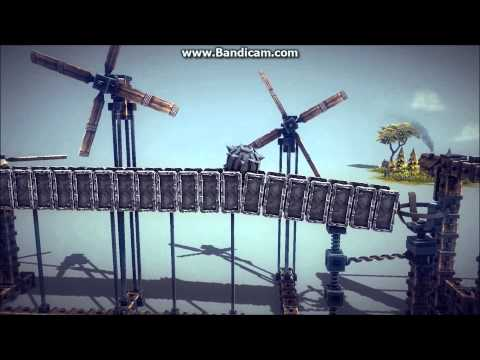 Besiege Alpha - Bomb Delivery System