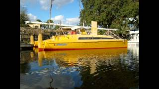 Sunburst catamaran for sale