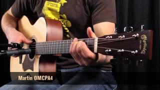 (5.55 MB) Martin OMCPA4 vs GPCPA4 vs DCPA4 - What's the best acoustic guitar Mp3