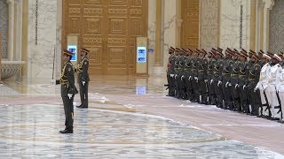 Exclusive: UAE guard of honor and military band prepare to welcome President Xi