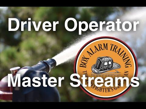 Driver Operator - Master Streams