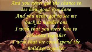 Bye Bye - karaoke / instrumental / Videoke mariah carey