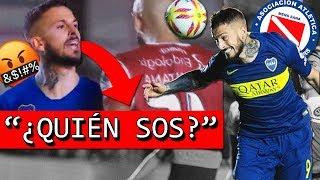 BENEDETTO y su POLÉMICO CRUCE   EMPATE con ARGENTINOS   CAN...