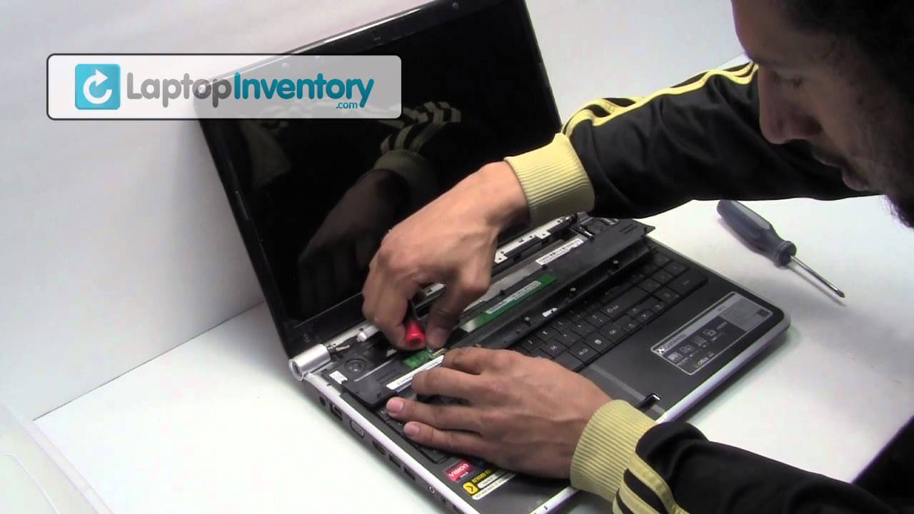 gateway nv laptop repair fix disassembly tutorial notebook take apart remove install youtube [ 1280 x 720 Pixel ]