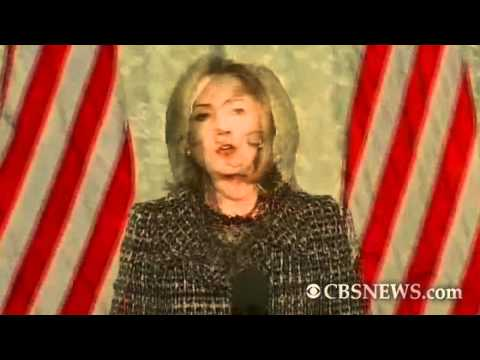 Clinton on military action in Libya