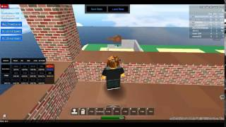 Roblox build a hideout and fight: Part 2