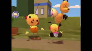Rolie Polie Olie Opening With Electronic Sounds