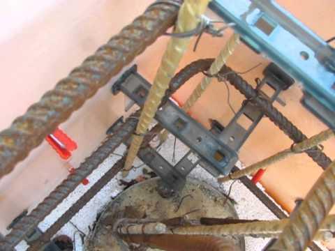 Технология несъёмной опалубки. Цементно-стружечная плита. - YouTube