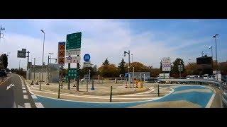 東北自動車道 蓮田スマートIC 案内と注意点 3分40秒