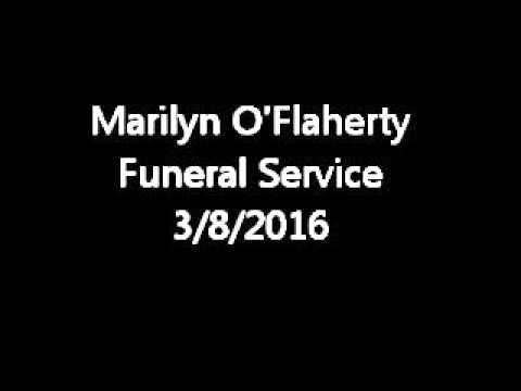 Marilyn funeral