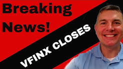 Vanguard VFINX is closed!!!