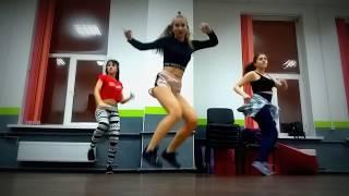 Brinquito. Ksenia Motion choreo. Reggaeton. Реггетон Харьков