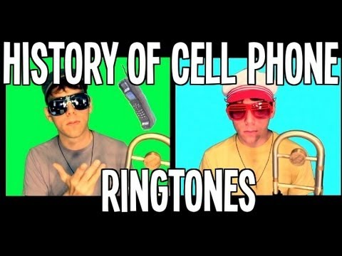 History of Most Popular Cell Phone Ringtones and their Origins