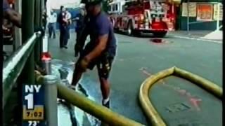 Chris Collora Videographer Reel 4 , NY 1 News- Deutsche Bank Fire