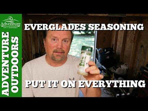 Everglades Seasoning ~ I Put This Spice Rub On Everything