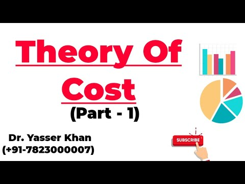 Theory of Cost 12 class part-1