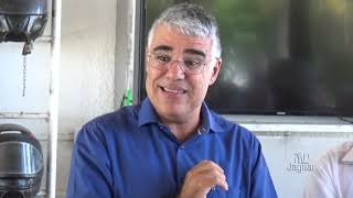 Eduardo Girão agradece aos votos em Morada Nova