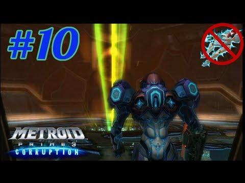 Metroid Prime 3: Corruption No Hypermode Challenge: Part 10 (Nova Beam and Defense System)