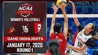 CSJL vs. EAC  - January 17, 2020 | Game Highlights | NCAA 95 WV