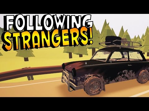 Jalopy Game | FOLLOWING STRANGERS! | Lets Play Jalopy Gameplay & Funny Moments Part 20
