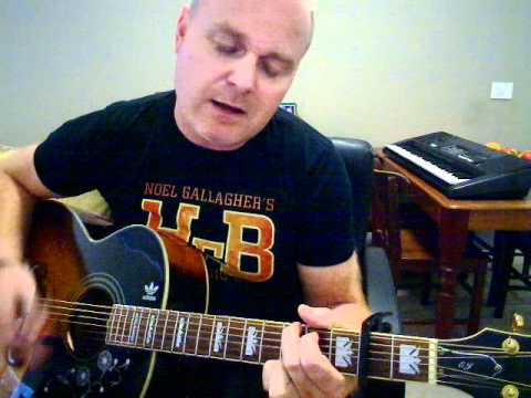 ♪♫ Noel Gallagher's High Flying Birds - If I Had A Gun (cover)
