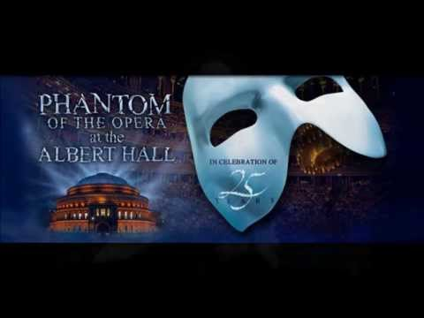 Phantom of the Opera w/Lyrics