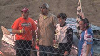 Valley Speedway Feature Races
