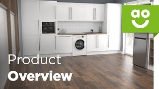 Hotpoint Washing Machine NM10844WWUK Product Overview | ao.com