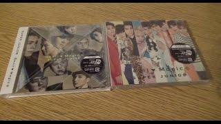 Unboxing - Super Junior Devil/Magic JP Single [CD, CD+DVD]