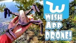 Wish App Drone Fishing! Suprising Catch And Epic Fail!