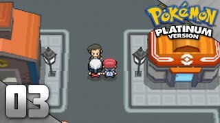 Pokemon Platinum Part 3 - The Looker