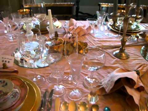 Gilded Age Dinner at the Vanderbilts