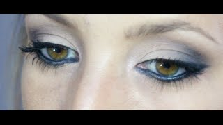 Gambar cover Maquillage Nude Naked Smoky pour débutante l Clairette Sweety