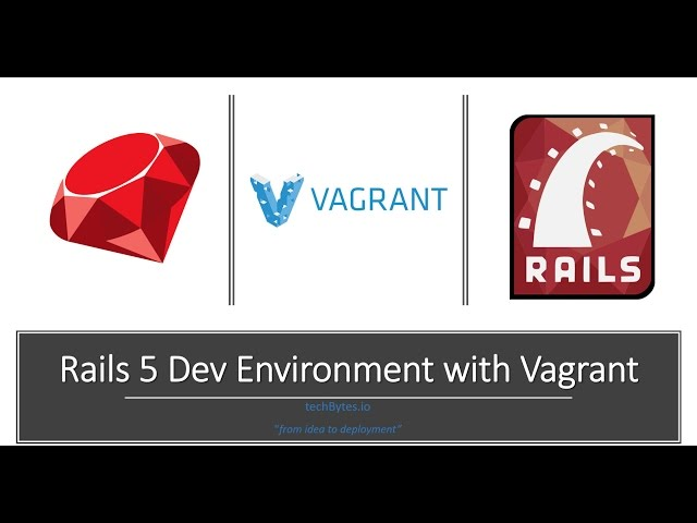 Set up a Ruby on Rails 5 Virtual Development Environment with Ubuntu and Vagrant