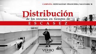 Distribución de los recursos en tiempos de escasez – Apóstol Mario Benavides