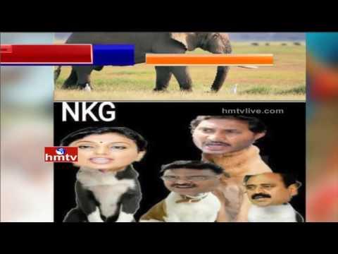 YS Jagan Calls For Struggle Against TDP's Dictatorial Behavior On Social Media | HMTV