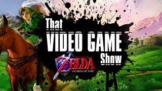 The Legend of Zelda Ocarina of Time | N64 | That Video Game Show
