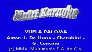Vuela Paloma