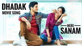 Dhadak Movie Song   Mere Sanam Lyrics    Janhvi Kapoor & Ishaan Khattar   Karan Johar
