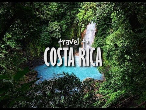Travel to : COSTA RICA - PURA VIDA  | 4K UHD | GOPRO HERO 5