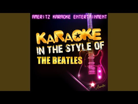 From Me To You (Karaoke Version)