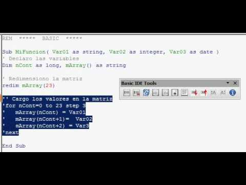 Extensiones -Basic IDE Tools 1 0 1: Tools and utilities for