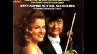 E. Lalo - Symphonie Espagnole Op 21 - Allegro non troppo - Anne-Sophie Mutter