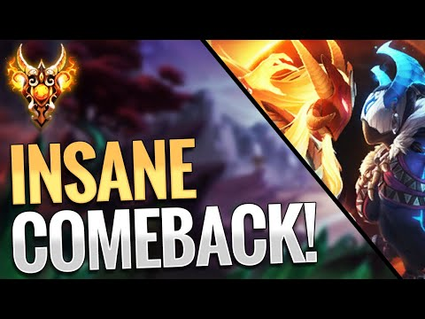 OUR CRAZIEST COMEBACK THIS SEASON?! Ranked Joust- SMITE