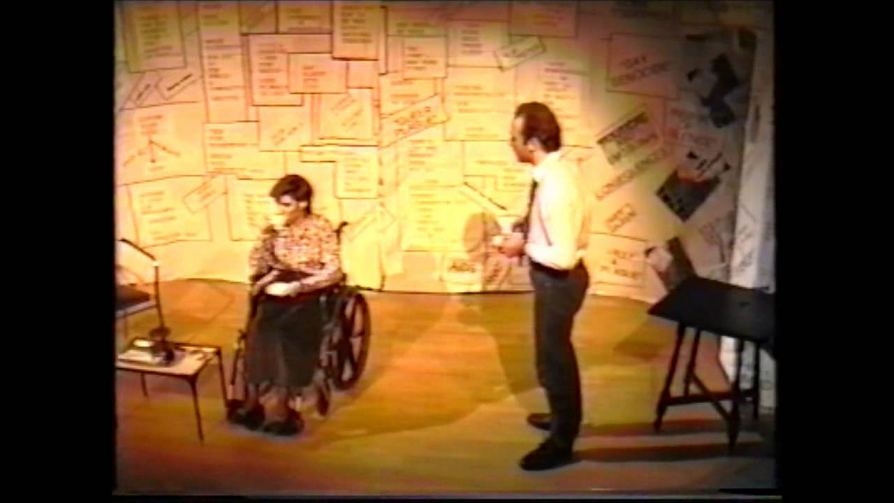 the normal heart by larry kramer Larry kramer wrote the normal heart in 1985 thirty years later, vintage  theatre's production is a heart-wrencher.