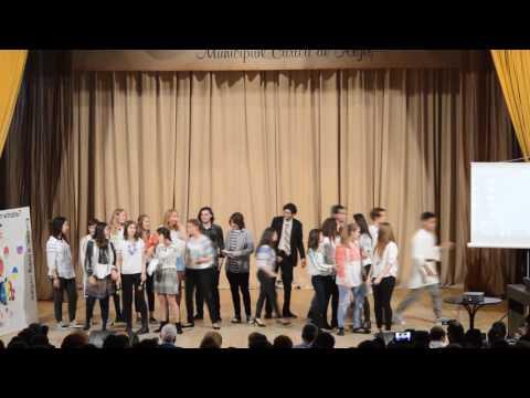 MAY 2016 - Erasmus + Europe a Living Culture - ROMANIA - final presentation