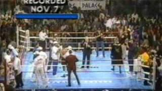 Sugar Ray Leonard vs Donnie Lalonde Part 1/5