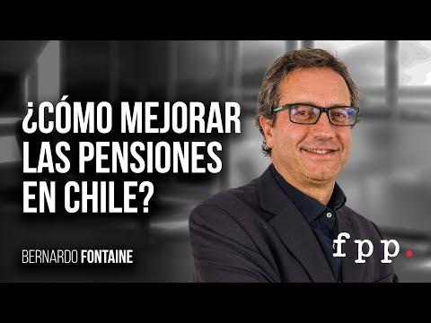 ¿Cómo mejorar las pensiones en Chile? por Bernardo Fontaine
