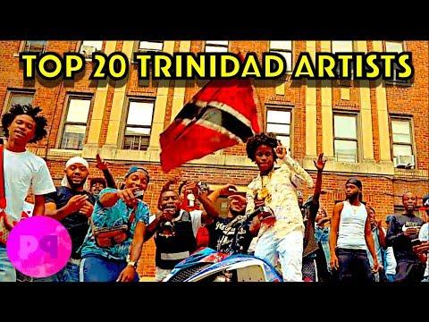 TOP 20 TRINIDAD DANCEHALL ARTISTS - TRINIBAD 2020