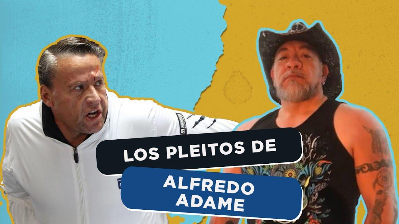Pleitos y controversias de ALFREDO ADAME [artistas+]   Zona Regional